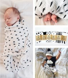 Soft must-haves for the newborn baby