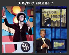 The pioneer's to entertainment. Don Cornelius and Dick Clark R.I.P. 2012  http://goo.gl/t2aKS