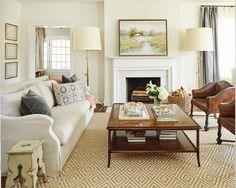 Living room>> @ashleygilbreathinteriordesign