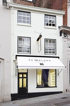 Jo Malone Boutique Nottingham -  my old neighborhood. Wish this was there when I was living there.