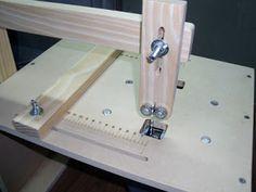 Mesa para caladora de mano