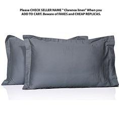 400 Thread Count 2 Pcs Pillow Shams 100% Egyptian Cotton ... https://www.amazon.com/dp/B01ILQWATS/ref=cm_sw_r_pi_dp_x_IruiybK39483R