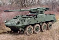 Stryker - US Gun System Vehicle