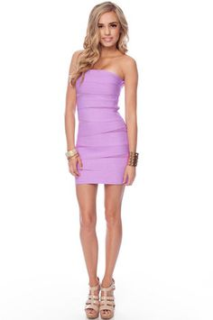 lavender dress? love itttt and the shoes!