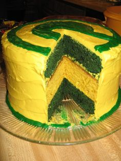 Green Bay Packers~ MUST do this for the Next Football party with all my niners friends !!! Bwahahahahahahaha =)