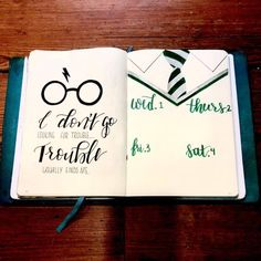 Part 80 Magical Harry Potter Bullet Journal layout ideas Bullet Journal Inspiration Harry Potter Journal, Harry Potter Pages, Arte Do Harry Potter, Theme Harry Potter, Harry Potter Notebook, Bullet Journal Quotes, Bullet Journal 2019, Bullet Journal Notebook, Bullet Journal Themes