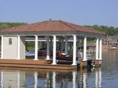 boat docks | Boat House Dock Plans