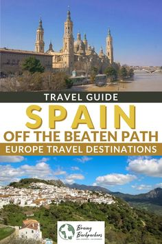 From hiking in national parks to seeing ancient Roman ruins, there are so many places to visit in Spain off the beaten path that offer smaller crowds and add a little adventure to your vacation. Click through to read this responsible travel guide and discover all the best off the beaten path Spain travel destinations. #Spain #EuropeTravelDestinations Europe Destinations, Amazing Destinations, Travel And Tourism, Spain Travel, Responsible Travel, Basque Country, Worldwide Travel, Backpacking, Adventure Travel