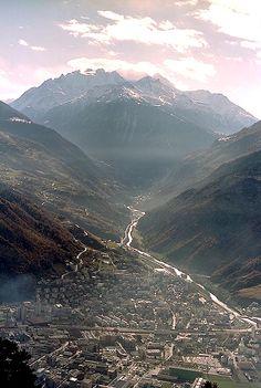 Visperterminen, Visp und Mischabel, Valais
