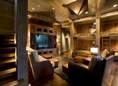 Amazing bunk room!