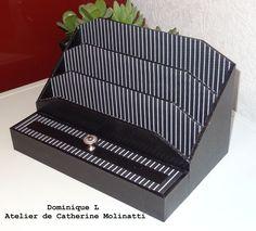 Handmade Stationary, Diy Furniture, Blog, Decorative Boxes, Paper, Craft, Organizers, Manualidades, Mom