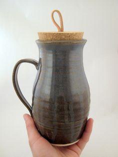 BIG mug. definitely for tea.
