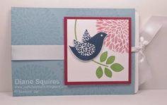 Betsy's Blossom Slider Card