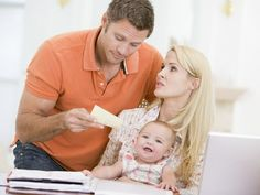 If you've recently became a parent, you'll want to avoid making these financial mistakes.