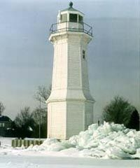 GROSSE ILE NORTH CHANNEL RANGE FRONT LIGHT     State: MICHIGAN  Location: DETROIT RIVER   Nearest City: GROSSE ILE  County: WAYNE  U.S.C.G. District: 9  Year Station Established: 1894