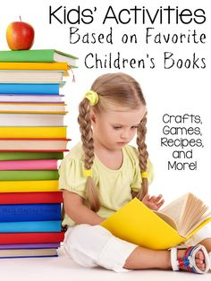 The Best Activities Based on Children's Books | Still Playing School