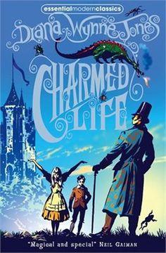Book The Chrestomanci Series 1 Charmed Life by Diana Wynne Jones