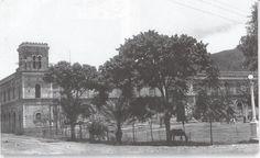 Luisfer MartinezCALI VIEJO. Memoria fotogràfica.  Plaza de Armas del Antiguo Batallón Pichincha (Actualmente Centro Administrativo Municipal - CAM) en la Década del 30