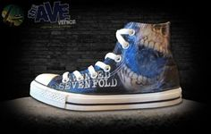 Avenged sevenfold shoes.