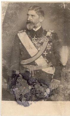 BU-F-01073-1-00091 Regele Ferdinand, -1926 (niv.Document) Romanian Royal Family, Ferdinand, Eastern Europe, Queen Anne, Emperor, Royals, Father, Military, Culture