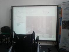 Wheel chair simulator