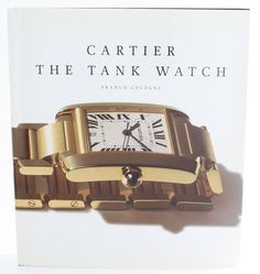 Cartier The Tank Watch Book by Franco Cologni from Baer & Bosch Auctioneers.