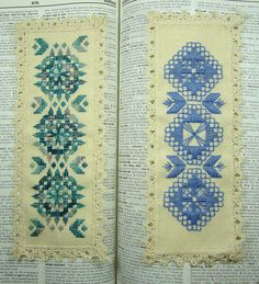 Hardanger Bookmarks | Flickr – Compartilhamento de fotos!