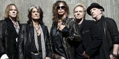 Stop al tour degli Aerosmith per problemi di salute di Steven Tyler