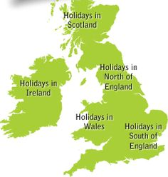 Walking holidays and hiking tours throughout Britain organised by Contours Walking Holidays
