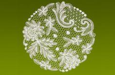 Croatian lace from Lepoglava