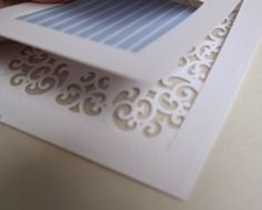 Flowers, Ribbons and Pearls: Tuesday Tutorial - Triple Flip Card Flip Cards, Flipping, Card Making, Die Cutting, Ribbons, Stamping, Tuesday, How To Make, Crafting