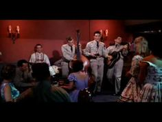 Elvis Presley - G.I.Blues  I loved all the Elvis movies, but this was one of my favorites.