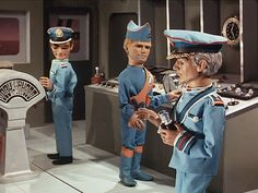 Thunderbirds - Gerry e Silvia Anderson, 1965 Christopher Eccleston, Doctor Who, Joe 90, Timeless Series, Thunderbirds Are Go, Art And Hobby, Retro, Kids Tv, Vintage Tv