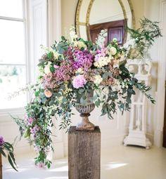 Autum Wedding, Church Wedding Flowers, Altar Flowers, Floral Wedding, Wedding Bouquets, Large Flower Arrangements, Funeral Flower Arrangements, Wedding Arrangements, Altar Decorations