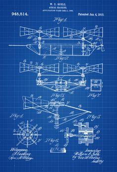 Mercury spacecraft blueprint space art aviation art blueprint 1910 aerial machine patent vintage airplane airplane blueprint airplane art pilot gift aircraft decor airplane poster malvernweather Image collections