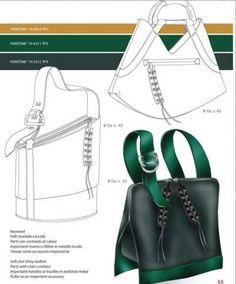 Coolbook Sketch Woman Bag AW Source by mila_mlodic Accs Big Purses, Cute Purses, Purses And Handbags, Fashion Figure Drawing, Drawing Bag, Fashion Figures, Big Bags, Handmade Bags, Fashion Sketches