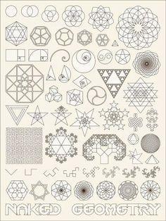 Naked Geometry