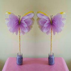 dos 14 niñas cumpleaños fiesta decoraciones papel por Ohsopretty37