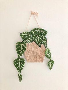 Punch Needle Kits, Punch Needle Patterns, Stitch Crochet, Crochet Needles, Knitting Needles, Knit Rug, Rug Hooking, Embroidery Art, Crochet Crafts