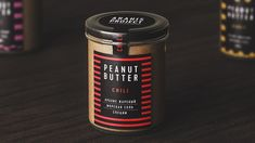 20 Peanut Butter Packaging Designs That Will Drive You Nuts - AterietAteriet | Food Culture