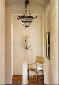 An enchanting alcove via greige: interior design ideas and inspiration for the transitional home