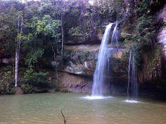 Batu Mahasur Waterfall,  Kab. Gunung Mas, Palangkaraya - Central Borneo