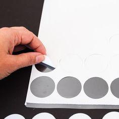 """Premium Icing Edible Sheet 30 x 1.5"""" Circles - 24 sheets"""
