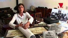 """Cinzia Bibolotti, discendente degli insegnanti di scultura alla Scuola di Belle Arti """"Stagio Stagi""""di Pietrasanta Antonio Bozzano e Pietro Bibolotti, ne racconta le vicende."""