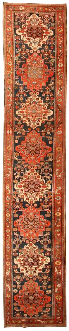 Antique Bidjar Persian Rug #43828  http://nazmiyalantiquerugs.com/antique-rugs/bidjar/
