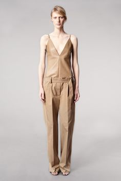 They need to make this for busty women. Trend : Suited Tomboy | #inspiredby