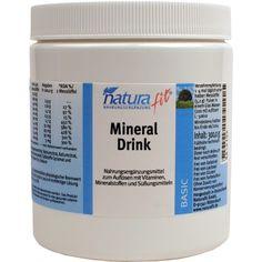 NATURAFIT Mineraldrink Granulat:   Packungsinhalt: 300 g Granulat PZN: 08812105 Hersteller: NaturaFit GmbH Preis: 10,98 EUR inkl. 7 %…