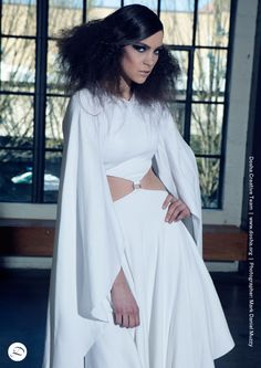 Portland Fashion Week Spring '14 Designer: Bryce Black Hair and Makeup: Dosha Creative Team