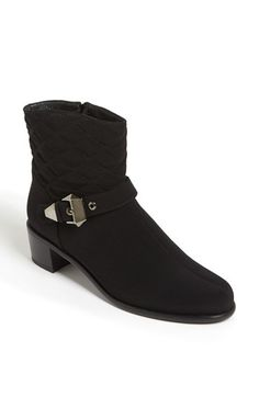 Stuart Weitzman 'Gorby' Waterproof Bootie available at #Nordstrom