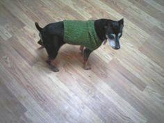 Tex's Sweater - via @Craftsy